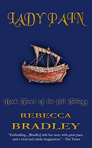 Lady Pain (The Gil Trilogy Book 3) by [Bradley, Rebecca]