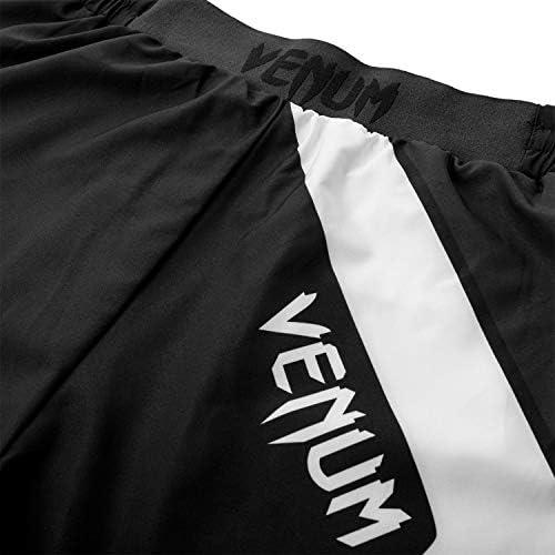 [ヴェヌム] フィットネスショーツ Contender 4.0 コンテンダー 4.0(黒/白)