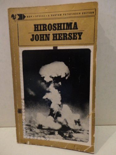 hiroshima john hersey essay example Bombing hiroshima and nagasaki on the dates of august 6th and august 9th a major impact on national history was made many of us americans were taking part in our normal every day routines, meanwhile the united states military was dropping a nuclear hydrogen bomb on the japanese cities of hiroshima and nagasaki.