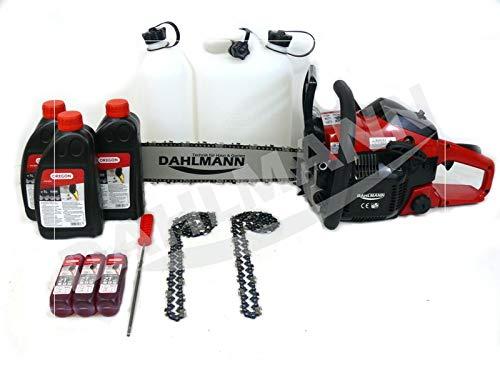 DAHLMANN Tools Motors/äge Kettens/äge 3,5 PS 50 cm Aktionspaket