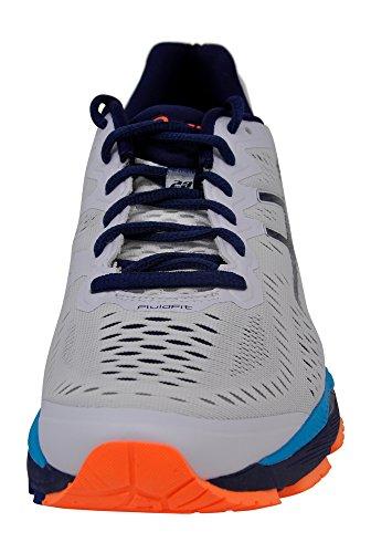 kayano Chaussures Gel Homme blue orange 23 Running Asics White De 5wxtOqOP