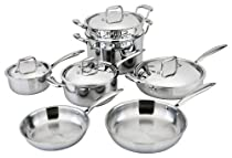 All-Ply 11pc Cookware Set