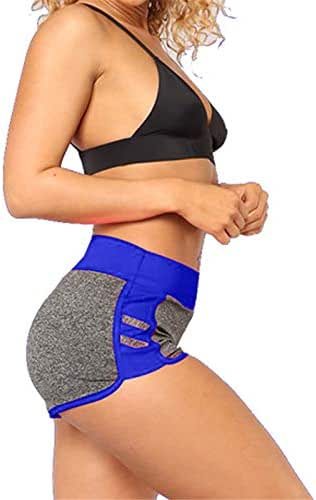 Thenxin Running Shorts for Women Activewear Workout Exercise Sports Jogging Short Pants