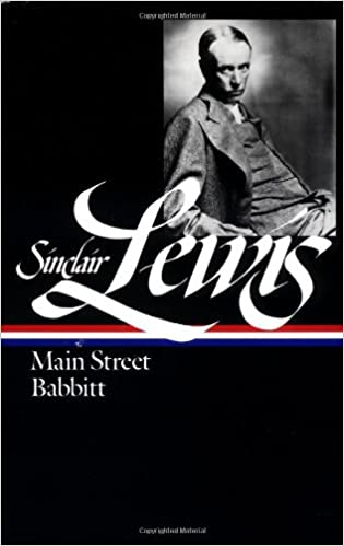 Who were writers that were influential on sinclair lewis?