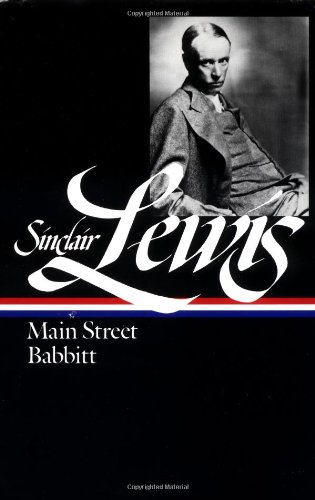 - Lewis: Main Street and Babbitt (Library of America)