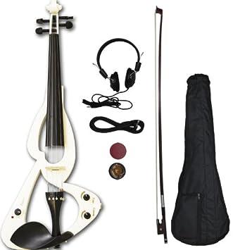 Crescent EV-WT Full Size 4/4 Electric Violin