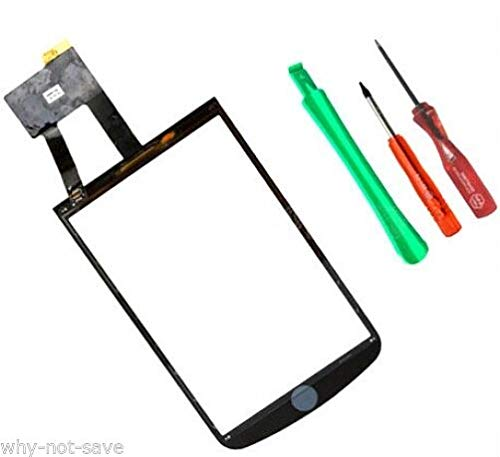 Touch Screen Glass digitizer Replacement Fits for HTC Tmobile mytouch Slide PB65100