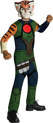 ThunderCats Animated Tygra Value Child Costume - Medium]()