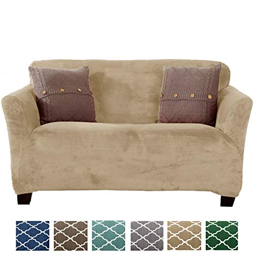 Great Bay Home Form Fit, Slip Resistant, Stylish Furniture S