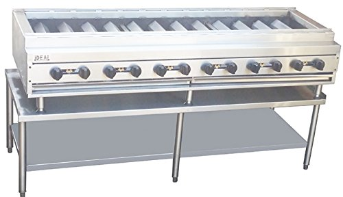 Sish Kabob Broiler 72'' (Made n USA) by Ideal commercial Cooking Products, Inc.