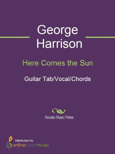 Here Comes the Sun - Kindle edition by George Harrison, The Beatles ...
