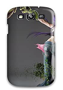 Tpu Shockproof Dirt Proof Wo Cover Case For Galaxy S3