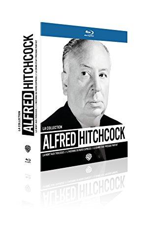 La Collection Alfred Hitchcock - La mort aux trousses + L'inconnnu du Nord-Express + Le crime était presque parfait [Blu-ray] (Parfait Collection)