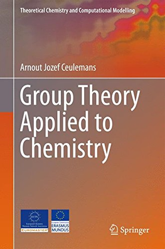 Group Theory Applied to Chemistry (Theoretical Chemistry and Computational Modelling)