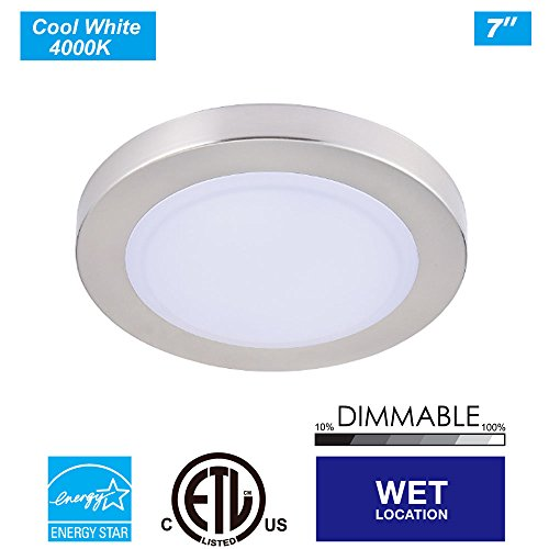 Led Ceiling Light Features - 2