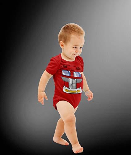 Baby Robot Leader Costume -