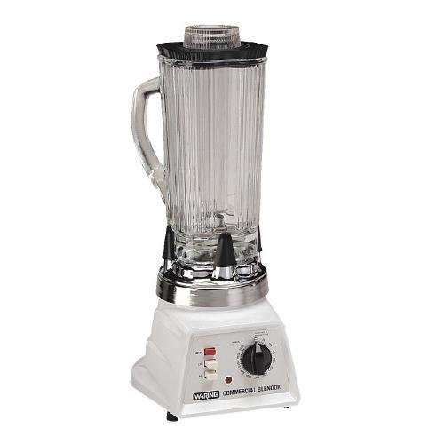 120V Glass Container 18000 to 20000 rpm Speed Range Waring 7010G Blender with Timer