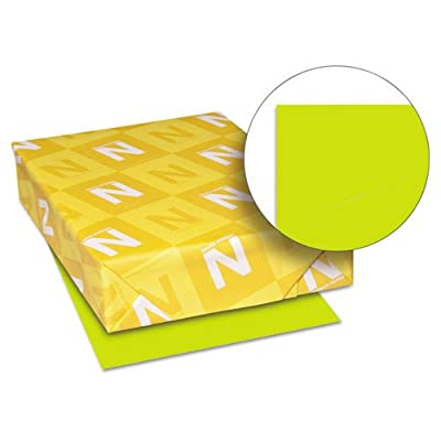 Neenah Paper - Astrobrights Colored Paper, 24lb, 11 x 17, Terra Green, 500 Sheets/Ream 22583 (DMi RM