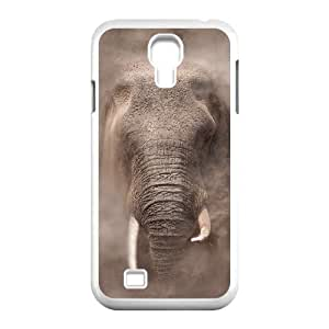 African Elephant Personalized Cover Case with Hard Shell Protection for SamSung Galaxy S4 I9500 Case lxa#820629