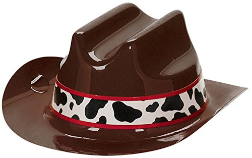 Amscan 399424 Fun-Filled, Western Mini Cowboy Supplies, Multicolor, 2 1/5