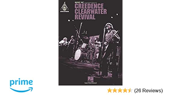 Amazon.com: Best of Creedence Clearwater Revival (0884088011833 ...
