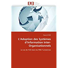 L  ADOPTION DES SYSTEMES D  INFORMATION INTER