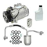 Saturn Vue A/C Compressors & Components - Universal Air Conditioner KT 2185 A/C Compressor/Component Kit