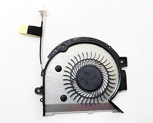 ethan for HP Envy X360 15-BP 15M-BP 15M-BP011DX 15M-BP012DX 15M-BP021DX 15-bp165cl 15-bp143cl 15-bp152wm 15-bp194cl 15-bp198ms 15-bp199ms 15-bp175nr 15-bp152nr 924348-001 924349-001 CPU Cooling Fan