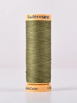 Dark Green Cotton Sewing Thread 100m Gutermann 2T100C//8812