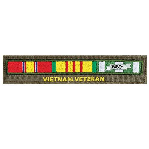 - Medals of America Vietnam Veteran Ribbon Bar Name Tape