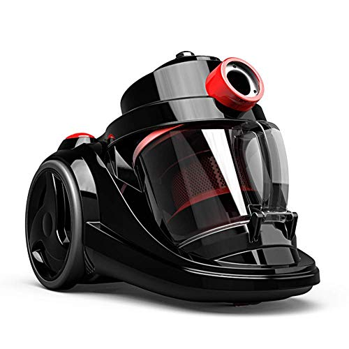 Zichen Household Cylinder Vacuum Cleaner,2000 W High-Suction, 3Litres, 15 Meter Operating Diameter,Suitable for Hard Floor and Carpet,Black