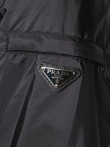 Prada Poliestere Uomo Nero Sgn521q04f0002 Outerwear Giacca SrfwqS6