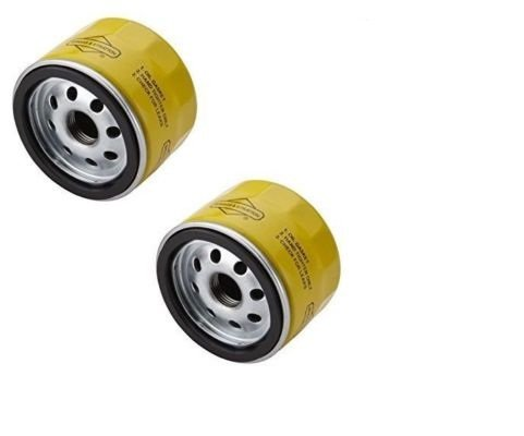 Briggs & Stratton 696854 (2) Pack Genuine Pro Series Extended Life Oil Filter OEM + free ebook (Lawn You Dream Of)