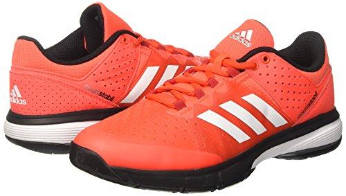 Balonmano Court Zapatillas Stabil Adidas Hombre Ftwbla para Rojo Rojsol de Energi OIZAq