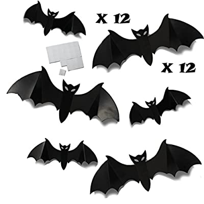Halloween Haunted House Chandelier Decoration Swirl Ceiling Hanging and Wall Decoration Set by Spooktacular Creations