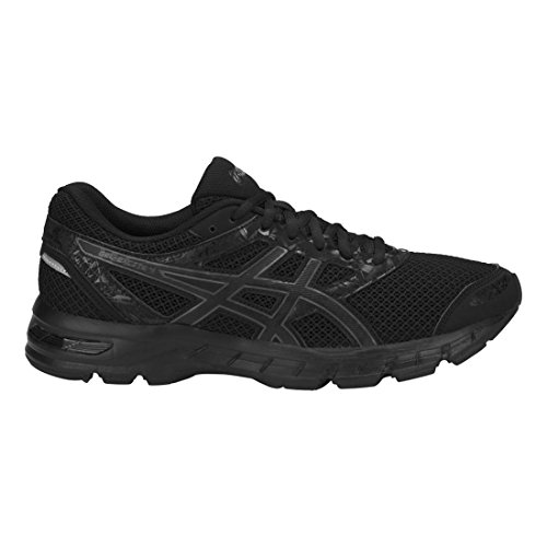 ASICS Mens Gel-Excite 4 Running Shoe, Black/Carbon/Black, Size - Men 4 Size