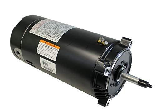 HP 115/230V NEMA C-Face Pool Filter Motor ()