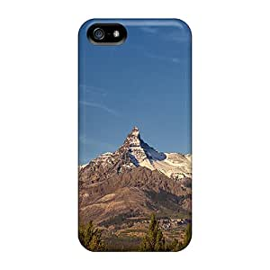 New Fashionable MtWilliams Ezv5208eTqc Cover Case Specially Made For Iphone 5/5s(bear Tooth Mountain)