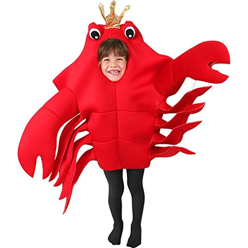 Toddler King Crab Halloween Costume (Size:2-4T) -