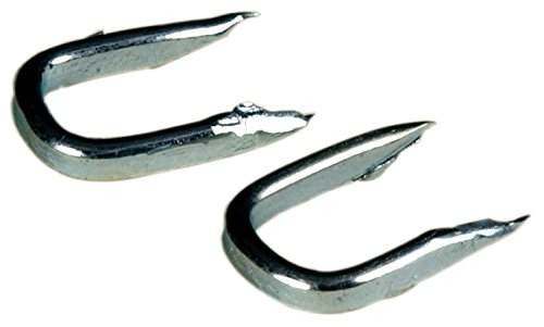 The Hillman Group 122661 Double Point Staples (2 Pack) by The Hillman Group