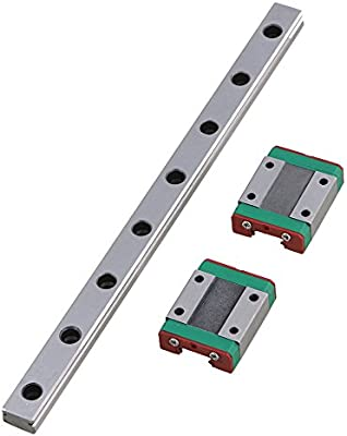 L20cm MGN12 Rodamiento de plata en miniatura Guía de deslizamiento ...
