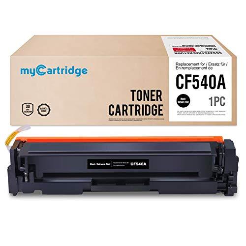 Mycartridge Tóner Compatible para HP 203A cf540A para HP Color ...