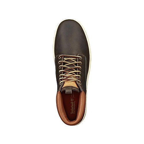 Timberland Ek2 0Cupsl Chka, Chaussures montantes homme Marron (Dark Olive Roughcut)