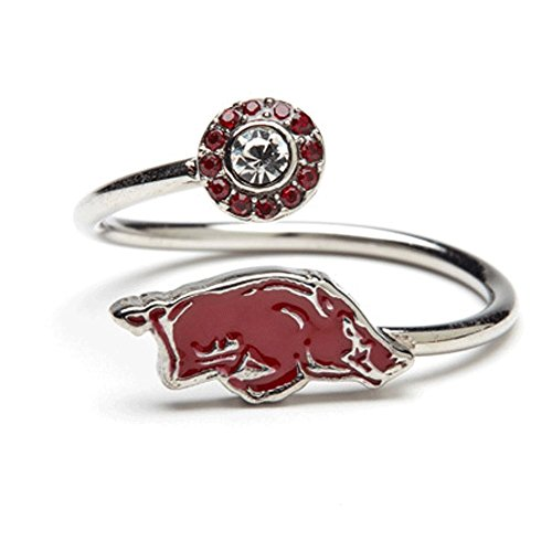Arkansas Razorback Ring | University of Arkansas Ring | Razorback (Arkansas Razorbacks Stone)