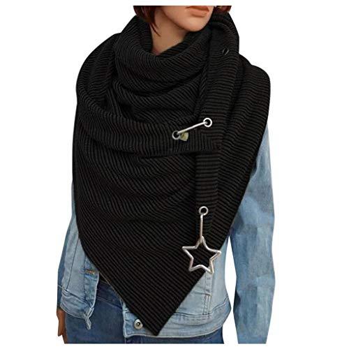 Schal mit Verschluss