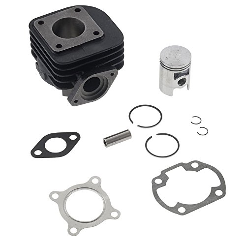 C4 088886 KIT CILINDRO KYMCO AIR 2T Ø 39 PER KYMCO AGILITY 50 2T R16 - 50 - 2010/2013 KYMCO AGILITY 50 2T RS NAKED R12 - 50 - 2010/2013 KYMCO AGILITY 50 2T RS R12 - 50 - 2009/2012 KYMCO DINK 2T 50 AIR - 50 - 1998/2007 KYMCO LIKE 2T 50 - 50 -