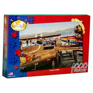 Catalina Landing Jigsaw Puzzle 1000pc by Serendipity Puzzle (Catalina Landing)