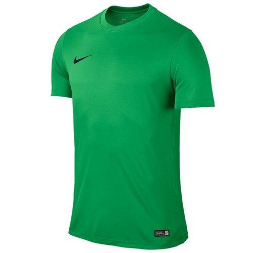 Nike SS Park Vi Jsy - Camiseta para hombre Verde / Negro (Hyper Verde / Black)