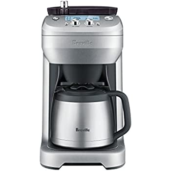 Amazon Com Breville Stainless Steel Programmable Grind