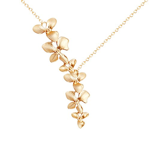 Ann Tarry Gold Plated Orchid F